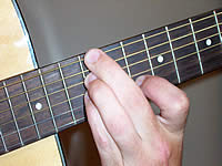 Guitar Chord Em11 Voicing 4