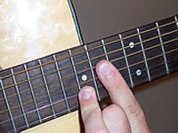 Guitar Chord Em11 Voicing 5