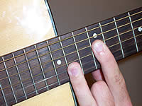 Guitar Chord Em13 Voicing 5