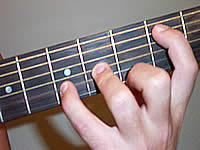 Guitar Chord Em Voicing 2