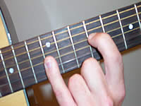 Guitar Chord Em Voicing 4