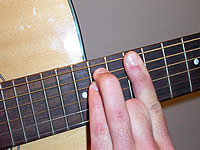 Guitar Chord Em Voicing 5