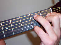 Guitar Chord Emaj9 Voicing 1
