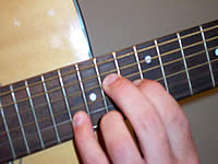 Guitar Chord Emaj9 Voicing 5