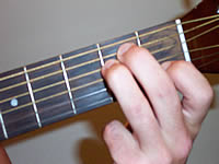 Guitar Chord Emb6 Voicing 1