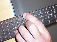 Guitar Chord F13 Voicing 5