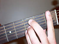Guitar Chord F13sus4 Voicing 1