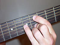 Guitar Chord F13sus4 Voicing 3