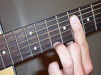 Guitar Chord F13sus4 Voicing 4