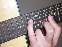 Guitar Chord F13sus4 Voicing 5