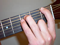 Guitar Chord F5 Voicing 1