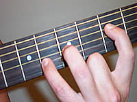 Guitar Chord F5 Voicing 2