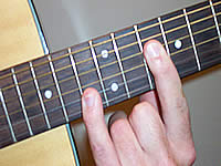 Guitar Chord F5 Voicing 4