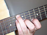 Guitar Chord F9 Voicing 5