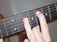 Guitar Chord F Voicing 3