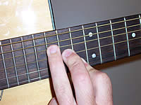 Guitar Chord F Voicing 5
