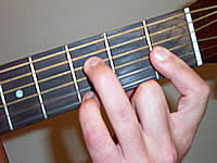 Guitar Chord Fm add9  Voicing  F Minor Chord Guitar