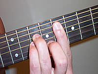 Guitar Chord Fm Voicing 3  F Minor Chord Guitar