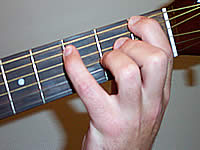 Guitar Chord Fmaj7#11 Voicing 1
