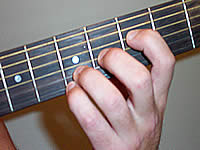 Guitar Chord Fmaj7#11 Voicing 2