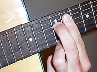 Guitar Chord F#+9 Voicing 5