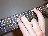 Guitar Chord F#5 Voicing 1