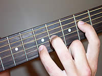 Guitar Chord F#5 Voicing 2
