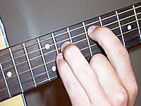 Guitar Chord F#5 Voicing 3
