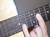 Guitar Chord F#5 Voicing 4