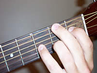 Guitar Chord F#6 Voicing 1