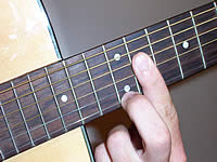 Guitar Chord F#7 Voicing 5