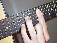 Guitar Chord F#7sus4 Voicing 4