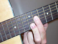 Guitar Chord F#7sus4 Voicing 5