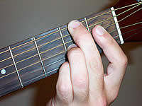 Guitar Chord F#dim7 Voicing 1