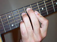 Guitar Chord F#dim7 Voicing 3