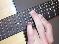Guitar Chord F#dim7 Voicing 4