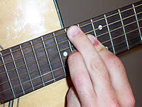 Guitar Chord F#dim7 Voicing 5