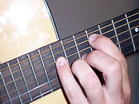 Guitar Chord F#m9(maj7) Voicing 5