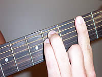 Guitar Chord F#m Voicing 1