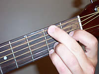 Guitar Chord F#sus2 Voicing 1