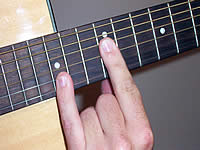 Guitar Chord G5 Voicing 5
