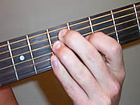 Guitar Chord G6/9 Voicing 3