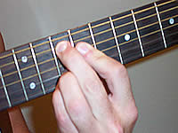 Guitar Chord G6/9 Voicing 5