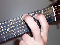 Guitar Chord G6 Voicing 1