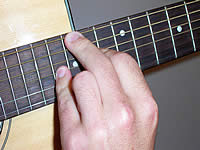 Guitar Chord G6 Voicing 5