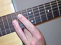 Guitar Chord G7#9 Voicing 5