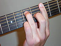 Guitar Chord G9 Voicing 2