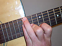 Guitar Chord G9 Voicing 5