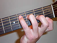 Guitar Chord G9b5 Voicing 1