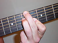 Guitar Chord G9b5 Voicing 3